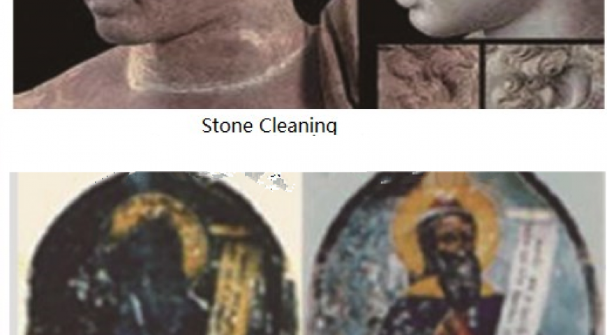 RESTORE AND RETAIN HISTORICAL ARTIFACTS